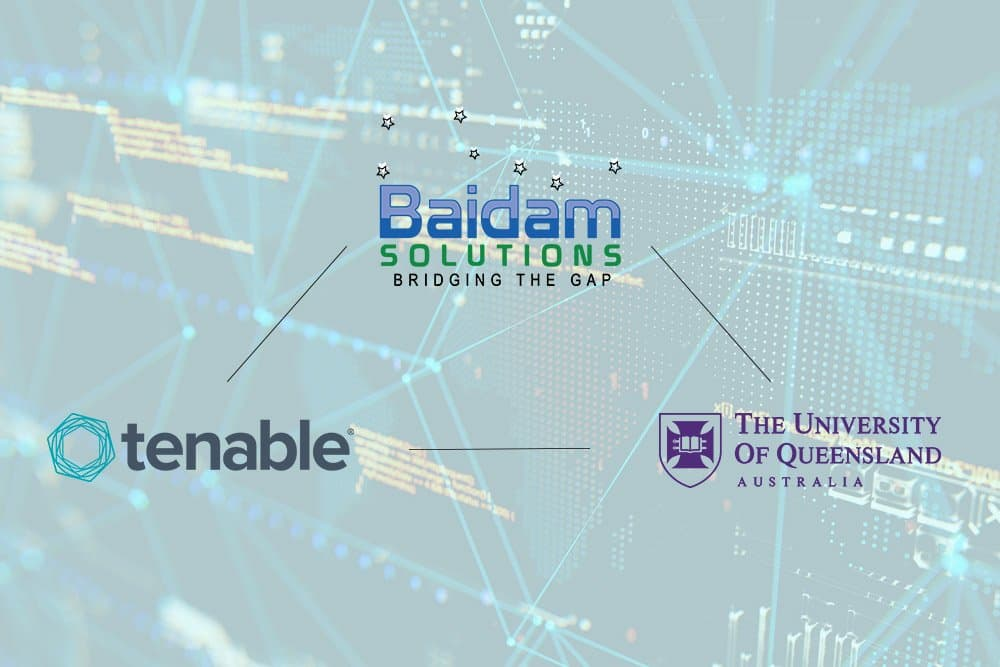 Baidam Solutions deploys Tenable at University of Queensland